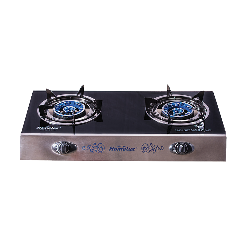 Double Gas Stove Series Hd 3700